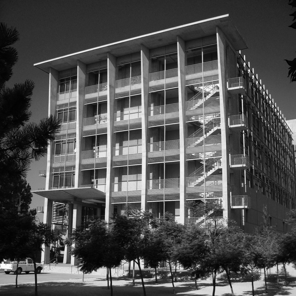Natural Science Building Ucsd